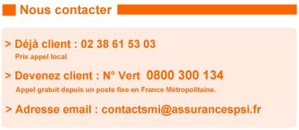 contact psi